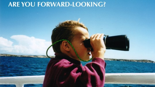 forward-looking